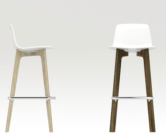 tabouret de bar italien design