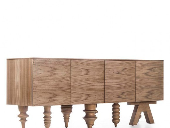walnut-cabinet-multileg-by-jaime-hayon-for-bd-barcelona